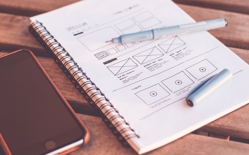 WEBSITE DESIGN'S FIVE ELEMENTS OF ESSENCE